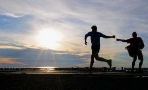 Hidratare în timpul alergării