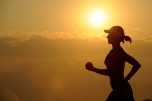 Postura corectă în timpul alergării